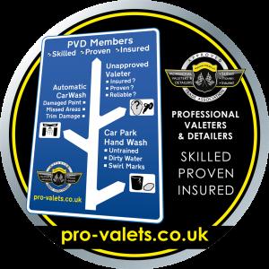Professional Valeters & Detailers - ATD Detailing, Derby East Midlands