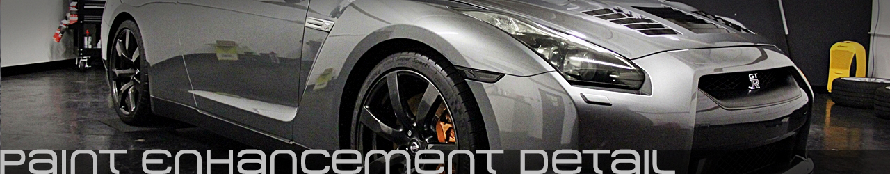Paint Enhancement Detailing - ATD Detailing, Derby, East Midlands
