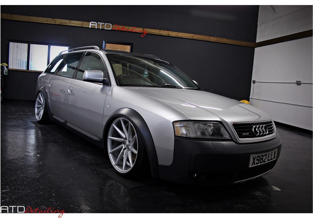 Audi A6 AllRoad Enhancement Detail - ATD Detailing, Derby East Midlands