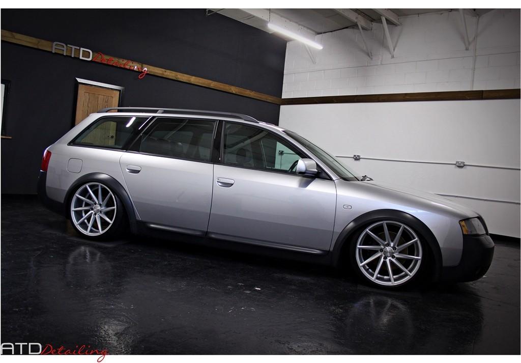 Audi A6 AllRoad Enhancement Detail - ATD Detailing, Derby East Midlands
