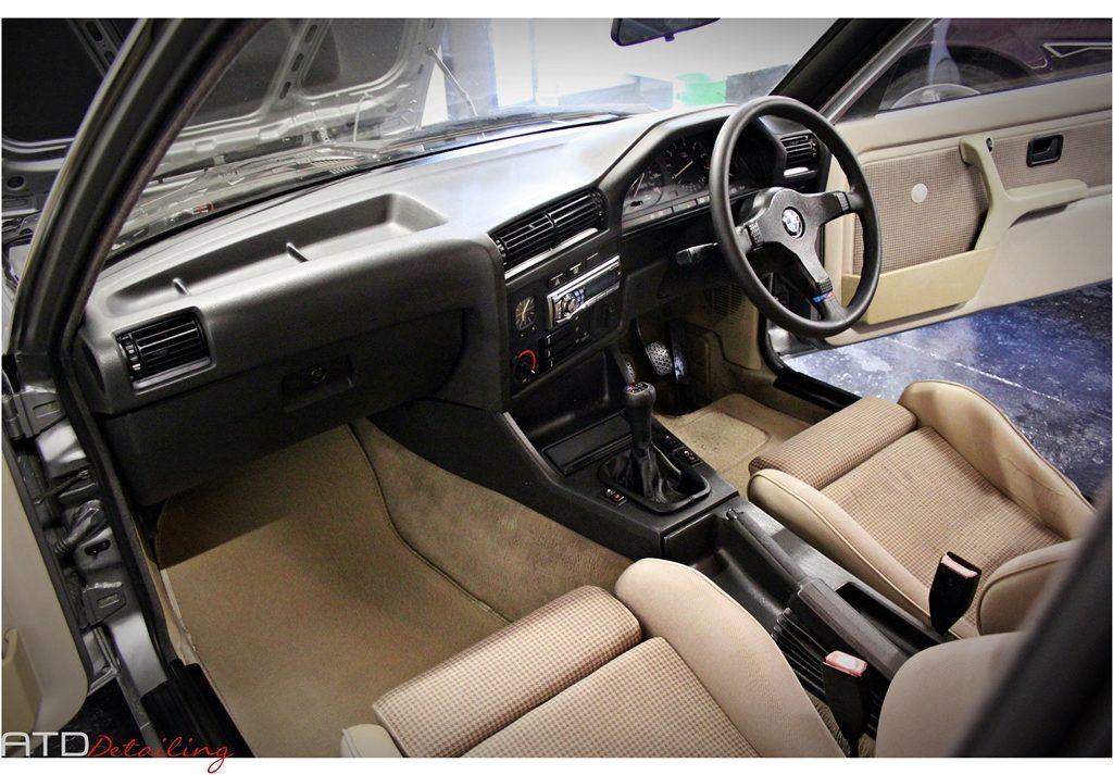 BMW E30 M50 - ATD Detailing, Derby