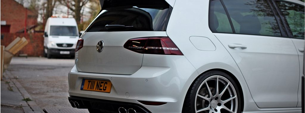 Golf R Mk7 Gtechniq New Car Protection - ATD Detailing, Derby Detailing