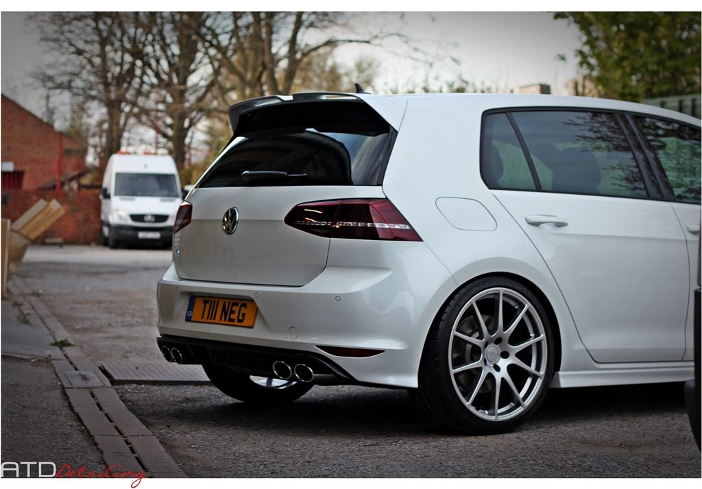Golf R Mk7 Gtechniq New Car Protection - ATD Detailing, Derby Detailing
