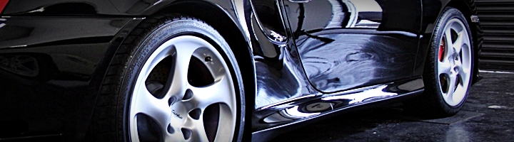 Wheel Refurbishment - ATD Detailing, Derby, East Midlands